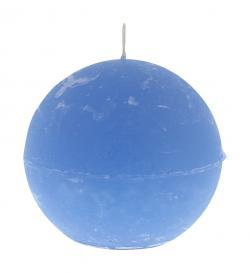 M�ller-Kerzen Kugelkerze hellblau  (1 St.) - 4009078736657