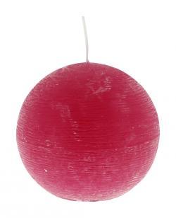 Müller-Kerzen Polar Kugelkerze fraise  (1 St.) - 4009078735001