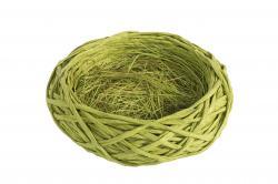 Heitmann Sisalnest grün  (1 St.) - 4052400625976