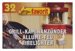 Favorit Grill-Kaminanzünder  - 4006822318251