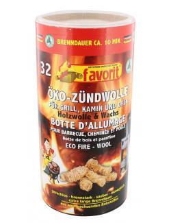 Favorit Öko-Zündwolle  - 4006822312563