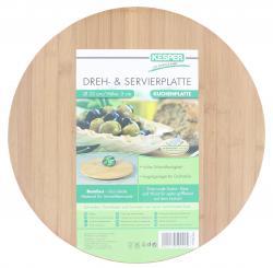 Kesper Dreh- und Servierplatte  (1 St.) - 4000270504495