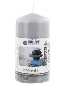 Müller-Kerzen Duft-Stumpenkerze aromaticArt Moments  (1 St.) - 4009078506410