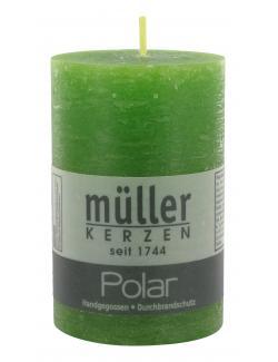 M�ller-Kerzen Polar Stumpenkerze kiefer  (1 St.) - 4009078501910