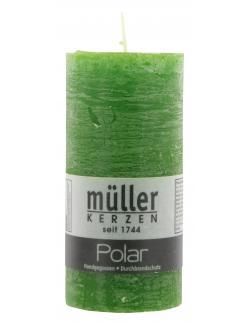Müller-Kerzen Polar Stumpenkerze kiefer  (1 St.) - 4009078501705