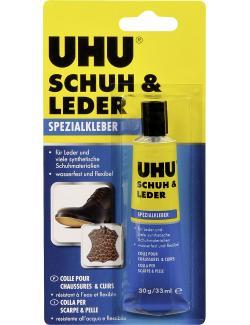 Uhu Schuh und Leder Spezialkleber  (30 g) - 4026700466805