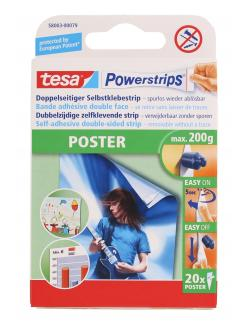 Tesa Powerstrips Poster  (1 St.) - 4042448103918