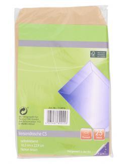 Paperfoxx Versandtaschen C5 ohne Fenster  (1 St.) - 4005437800458