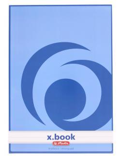 Herlitz x.book Briefblock A4 50 Blatt liniert  (1 St.) - 4008110717418