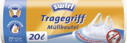 Swirl Tragegriff M�llbeutel 20 Liter  (20 St.) - 4006508122066