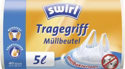 Swirl Tragegriff M�llbeutel 5 Liter  (40 St.) - 4006508173167