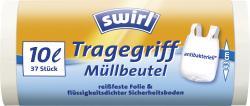 Swirl Tragegriff Müllbeutel 10 Liter  (37 St.) - 4006508166893