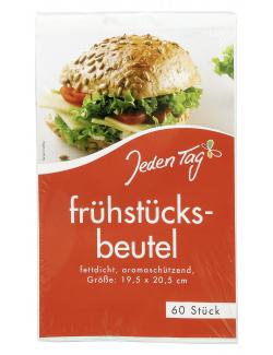 Jeden Tag Frühstücksbeutel  (1 St.) - 4306188048787