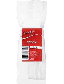 Jeden Tag Gabeln  (30 St.) - 4306188049067
