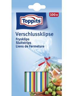 Toppits Verschlussklipse  (100 St.) - 4006508100798