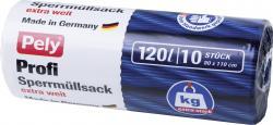 Pely Clean Profi-Sperrmüllsäcke extra weit 120 Liter  (10 St.) - 4007519085524