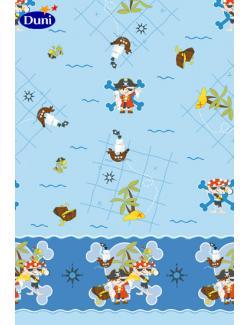 Duni Tischdecke Plastik 118 x 180cm Captain Jack  (1 St.) - 7321011608683