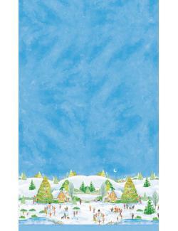 Duni Winter Joy Dunicel-Tischdecke 138 x 220cm 923606