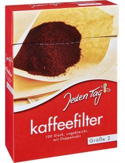 Jeden Tag Kaffeefilter Größe 2  - 4306188331056