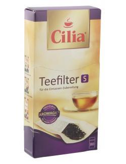 Cilia Teefilter S  - 4006508209644