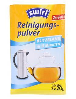 Swirl Reinigungspulver  (2 x 20 g) - 4006508195596
