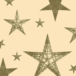 Duni My Star Cream Tissue-Servietten 33x33cm  (20 St.) - 7321011693207