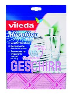 Vileda Microfaser Geschirrhandtuch  - 4023103094475
