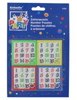Riethmüller Zahlenpuzzle  - 4009775370215