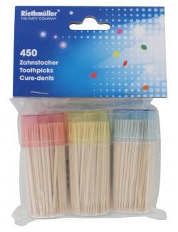 Riethmüller Zahnstocher  - 4009775134046