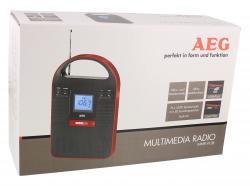 AEG Multimedia Radio MMR 4128  (1 St.) - 4015067002801