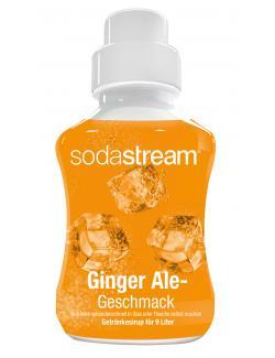 Sod Stream Getr�nkesirup Ginger Ale  (375 ml) - 7290010498307