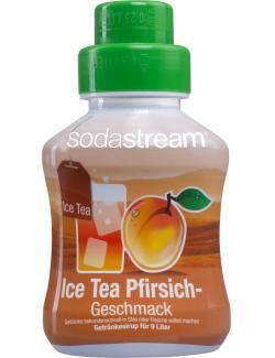 Soda Stream Getr�nkesirup IceTea Pirsich  (375 ml) - 7290010498628