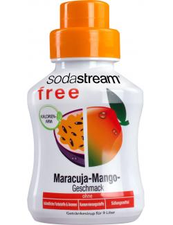 Soda Stream Free Getr�nkesirup Maracuja-Mango  (375 ml) - 8718692611160