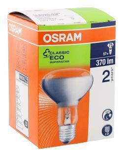 Osram Classic Eco Superstar 57W 230V E27  - 4052899054479