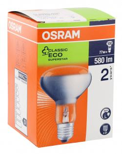 Osram Classic Eco Superstar 77W 230V E27  - 4052899054516