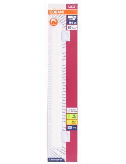 Osram LEDinestra® Advanced Frosted 6W 230V S14S  - 4052899110311