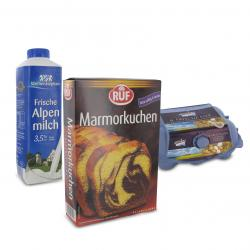 Set: Ruf Marmorkuchen  - 2145300000674