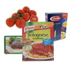 Set: Knorr Fix Bolognese Arrabbiata  - 2145300001172