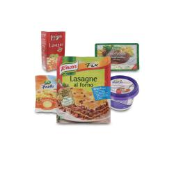 Set: Knorr Fix Lasagne al Forno  - 2145300001231