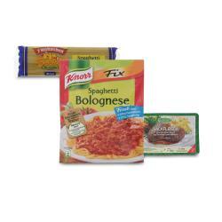 Set: Knorr Fix Spaghetti Bolognese  - 2145300001299
