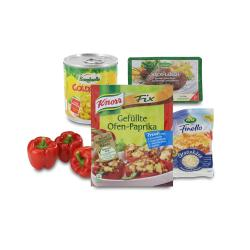 Set: Knorr Fix Gef�llte Ofen-Paprika  - 2145300001345