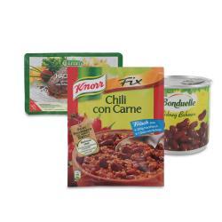 Set: Knorr Fix Chili Con Carne  - 2145300001404