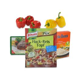 Set: Knorr Fix Hack-Reis Topf  - 2145300001462