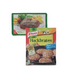 Set: Knorr Fix Hackbraten  - 2145300001475
