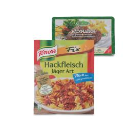 Set: Knorr Fix Hackfleisch J�ger Art  - 2145300001491