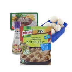 Set: Knorr Fix Schwedische Hackb�llchen K�ttbullar  - 2145300001589