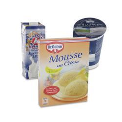 Set: Dr. Oetker Mousse au Citron  - 2145300001912