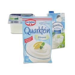 Set: Dr. Oetker Quarkfein Zitrone  - 2145300001967