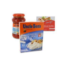 Set: Uncle Ben's Sauce Chinesisch S��-Sauer  - 2145300002250