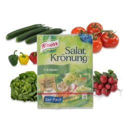 Set: Knorr Salat Krönung 7-Kräuter  - 2145300002410